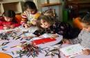 أطفال-يرسمون
