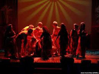 مهرجان الدولي للمسرح