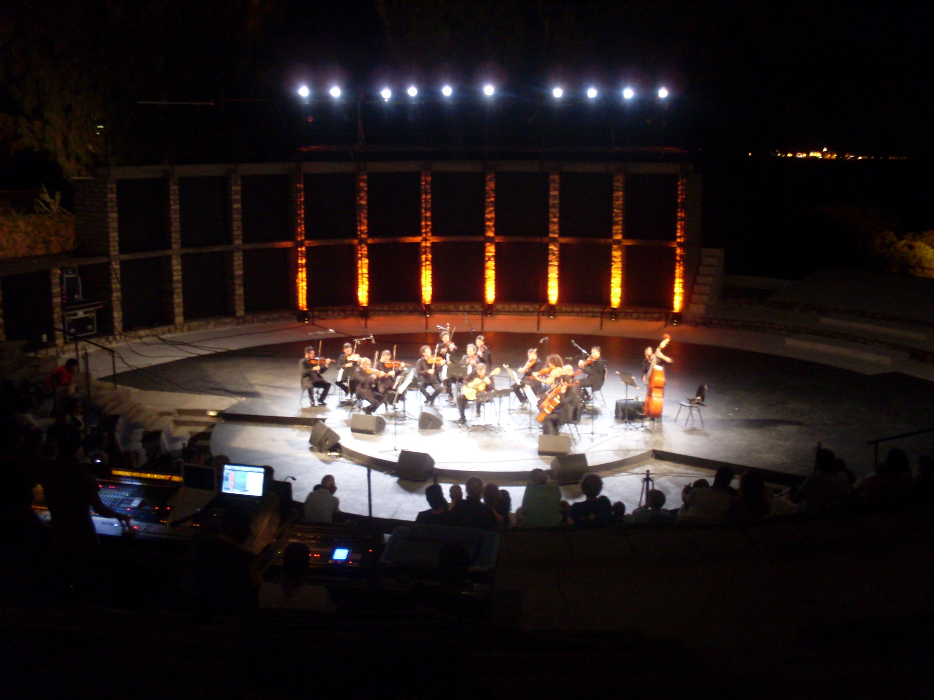 Tunisie_Festival_international_Hammamet