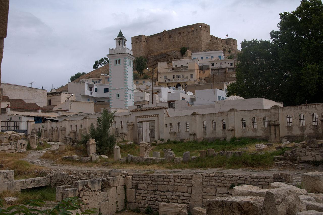 1280px-El_Kef_roman_baths _mosque_and_casbah